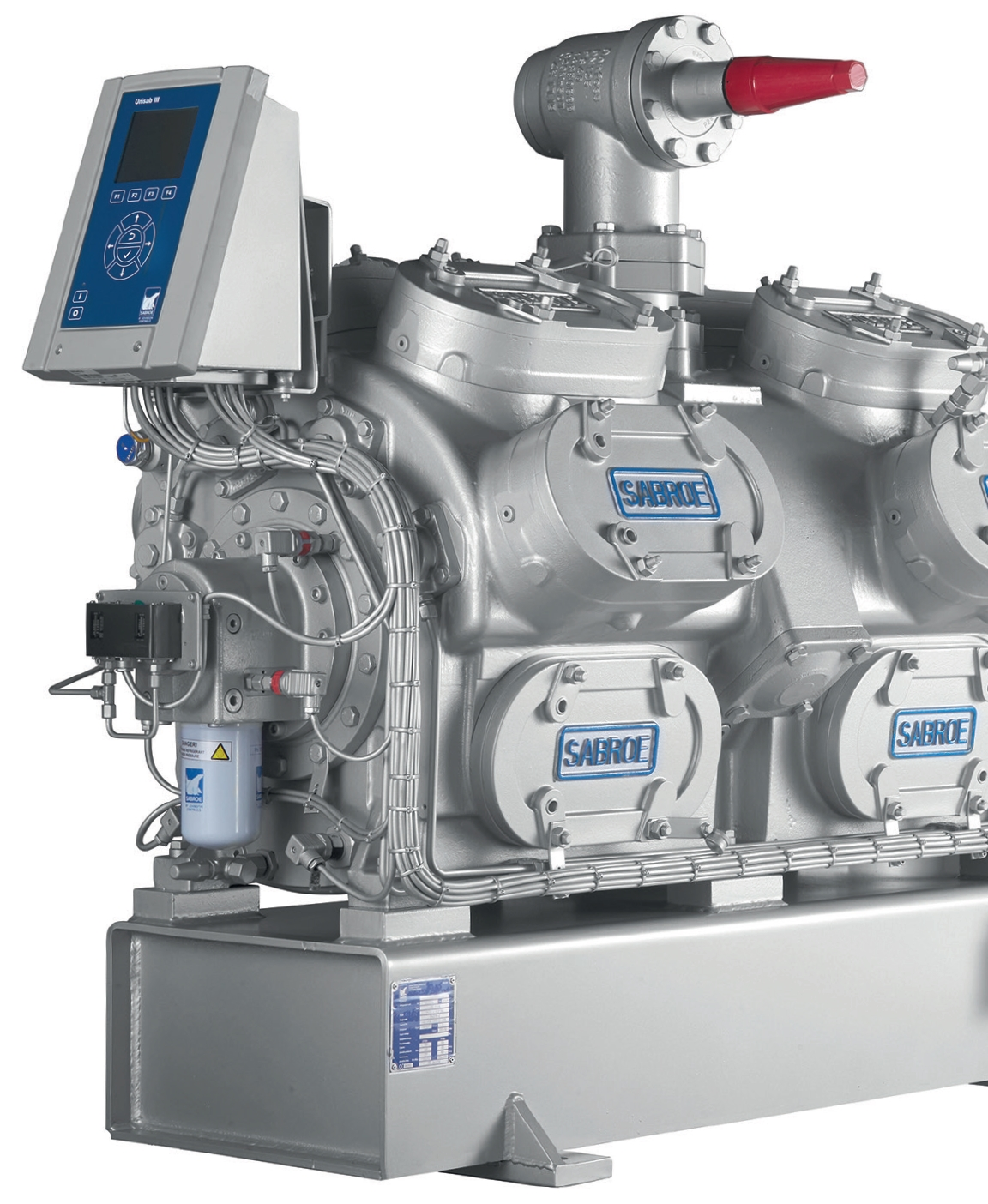 Johnson Controls launches its SABROE SMC Mk 5 reciprocating compressor in South Africa