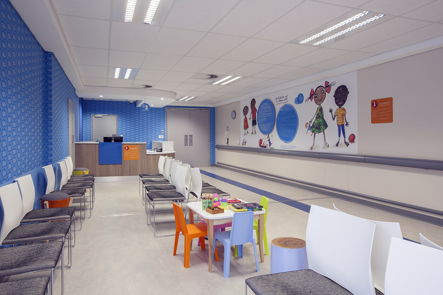 Healing Environment, World Class Child Healthcare