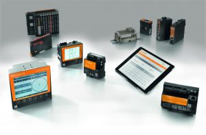 energy monitoring components for energy consumption measurement