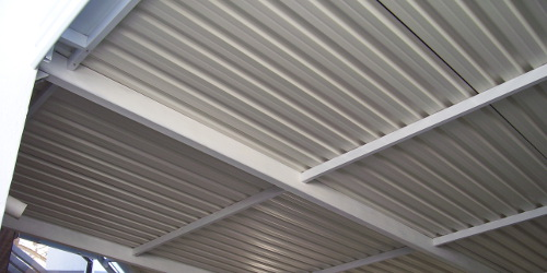 Fixed Awnings and Cantishade Canopies