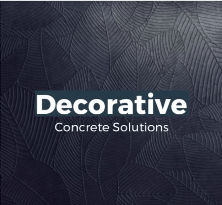 Decorative Concrete Solutions