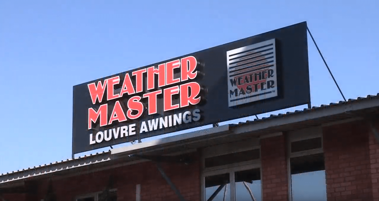 Weather Master - Manufacturers of Louvre Awnings