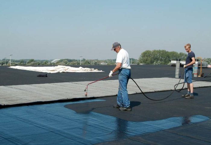 derbit waterproofing installation