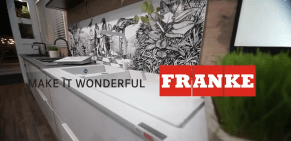 Franke at Decorex Durban 2019