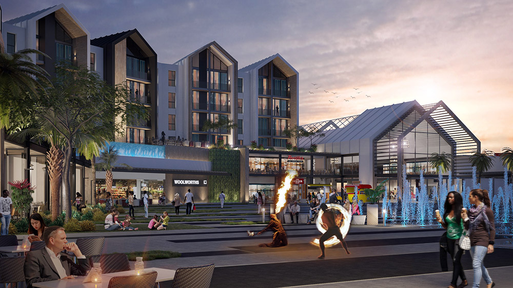 R600 million retail boost on the cards for PE's Boardwalk Precinct