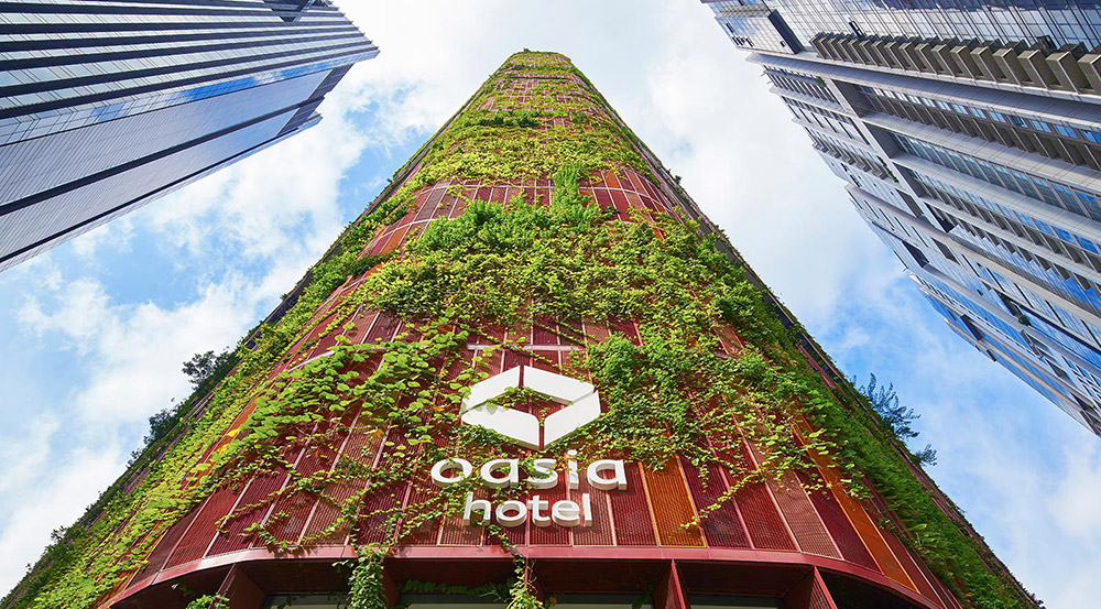 Transforming Skyscrapers into Environmental enhancing structures
