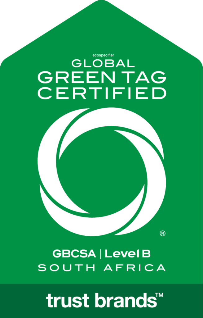 Global Green Tag Certification awarded to Saint-Gobain Gyproc Plasterboards and Plasters