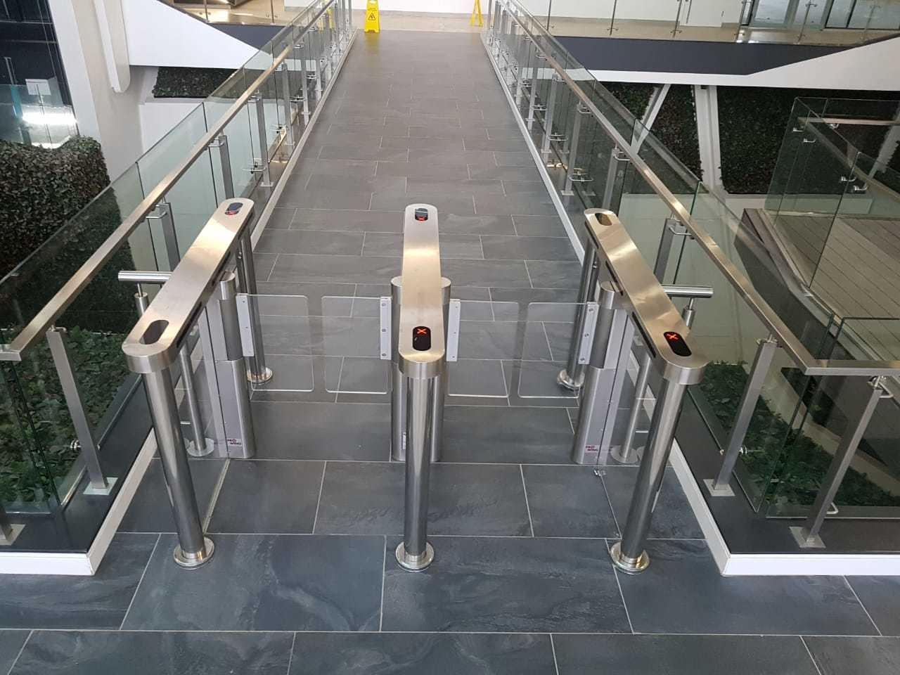 Speedstiles for Rosebank Link