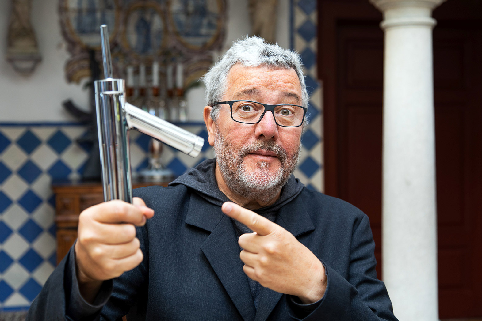 25 Years since the First Collection with Philippe Starck