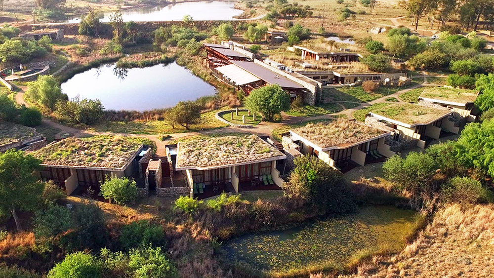 Woodlands Spa and Forum, Homini Hotel, Cradle of Humankind, South Africa
