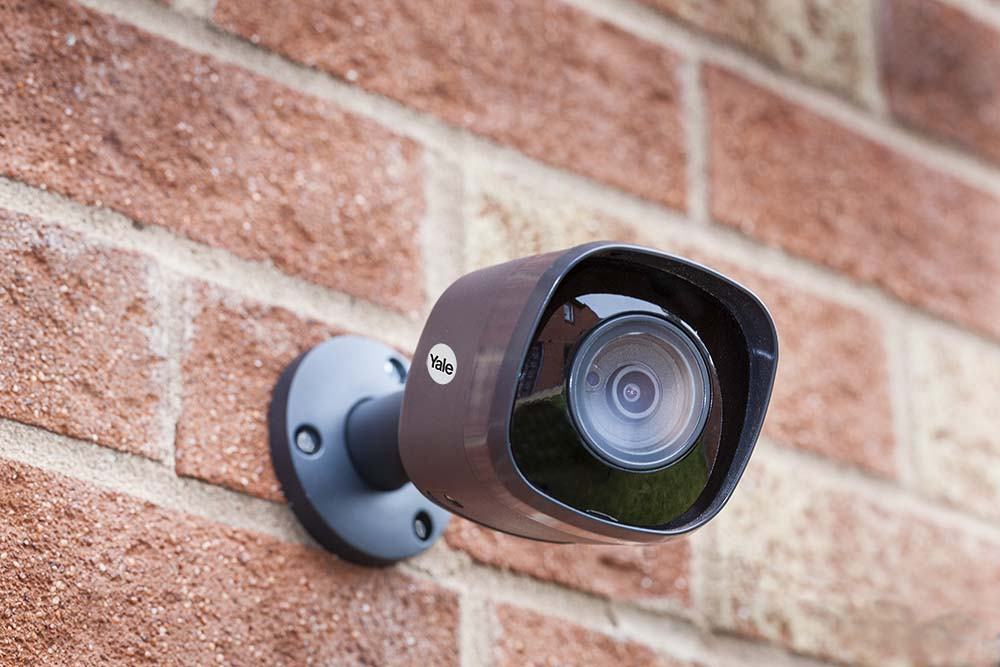 Yale Smart Home CCTV System for home security
