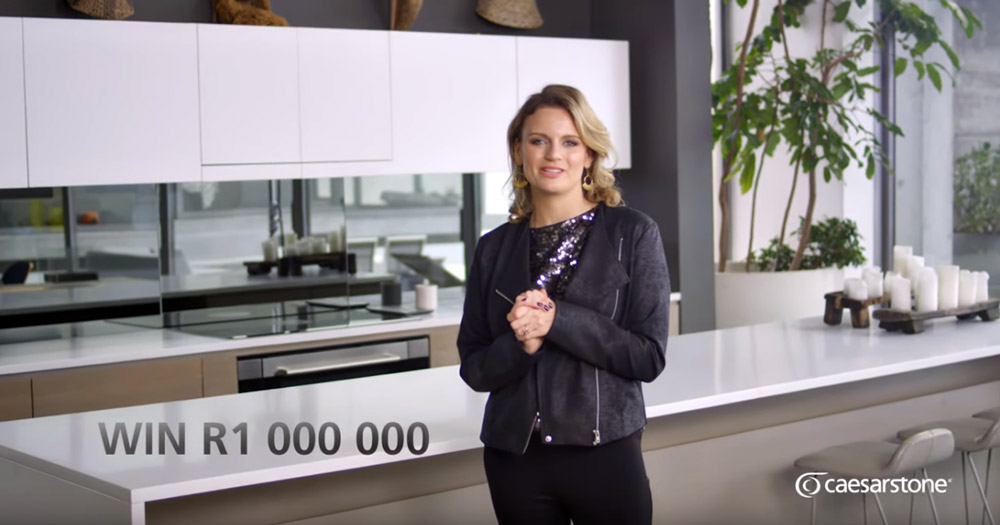 Win One Million Rand with Caesarstone