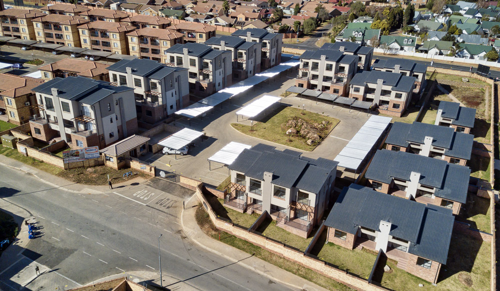 Rifeng's quality piping systems a first choice for Johannesburg's Kenton development