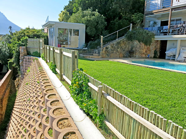 Pools & Patio solutions for steep / sloping properties