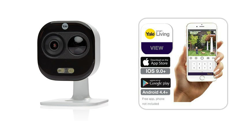 All-in-one Wi-Fi Camera