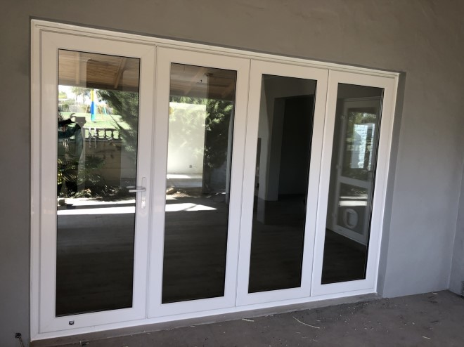 Increased security with uPVC doors