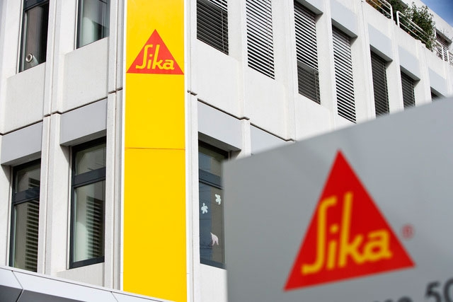 Sika opens a mortar factory in Cameroon