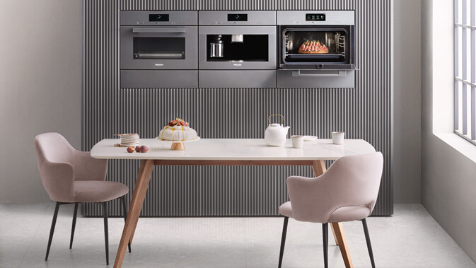 Generation 7000 - new range of built-in appliances