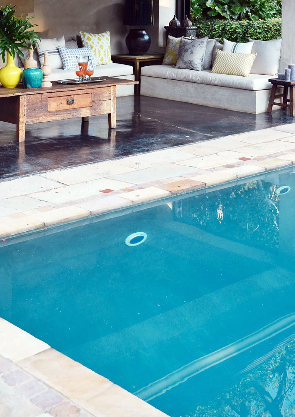 3 Pool Colour Choice Guidelines