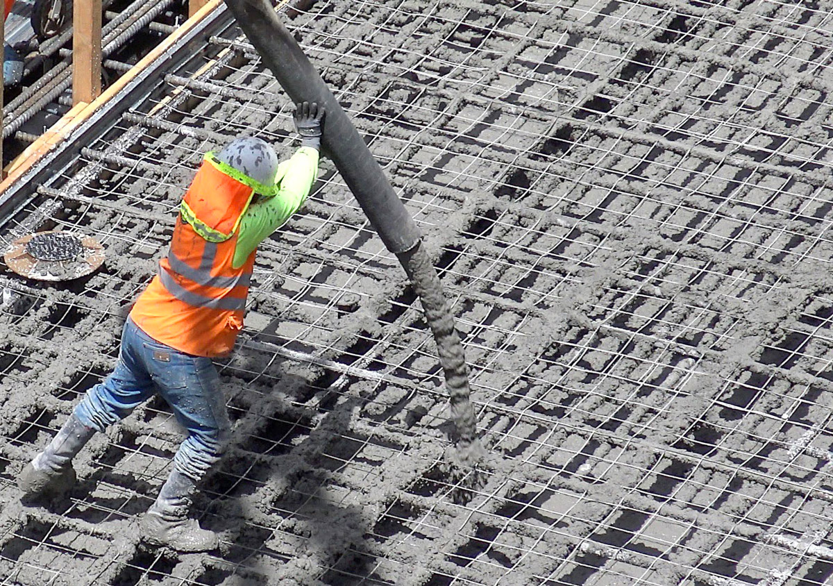 IMPORTANT CONCRETE TRAINING FOR EXPERIENCED CONSTRUCTION PERSONNEL