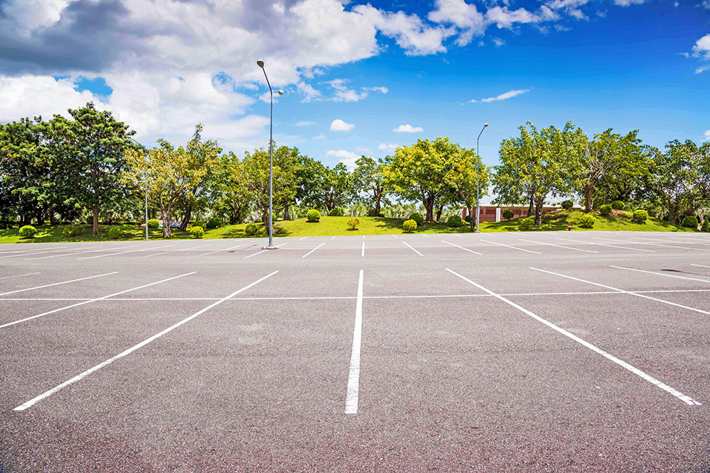 BENEFITS OF CONCRETE PARKING AREAS