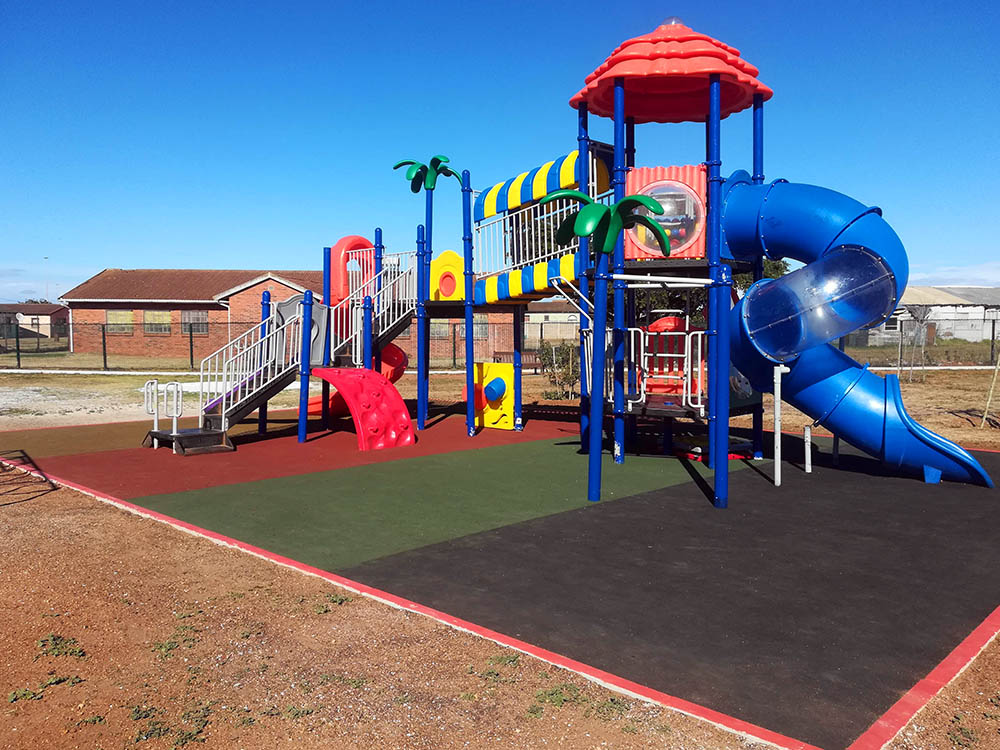 Safer playgrounds in PE