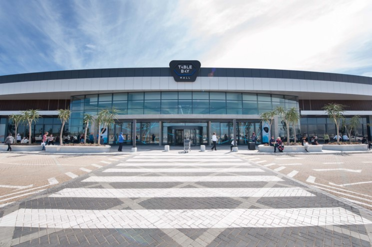 STRUCTURAL GLAZING SEALANTS FOR TABLE BAY MALL