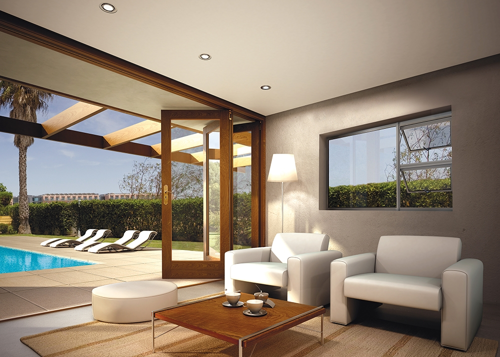 Ready-2-Fit range of wooden windows and doors