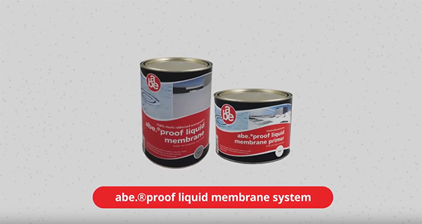 abe ®proof liquid membrane system