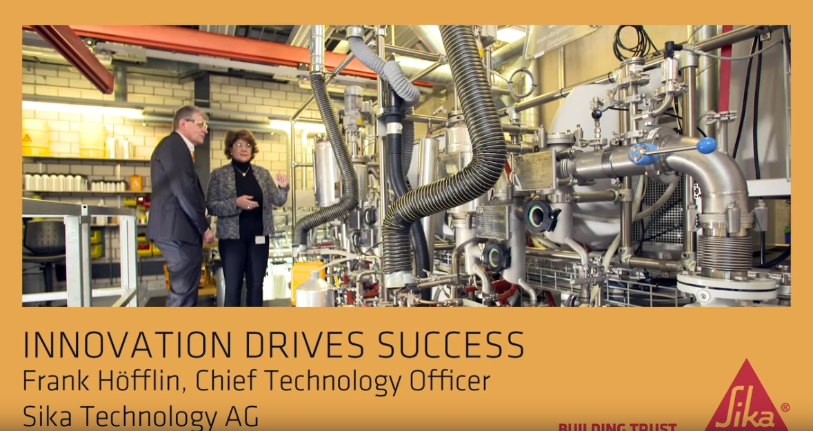 Innovation Drives Success