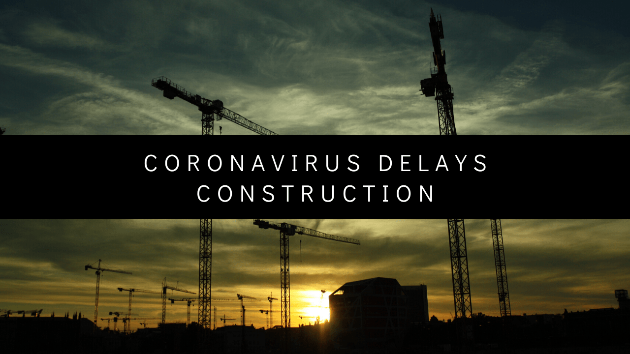 Coronavirus delays construction industry in South Africa