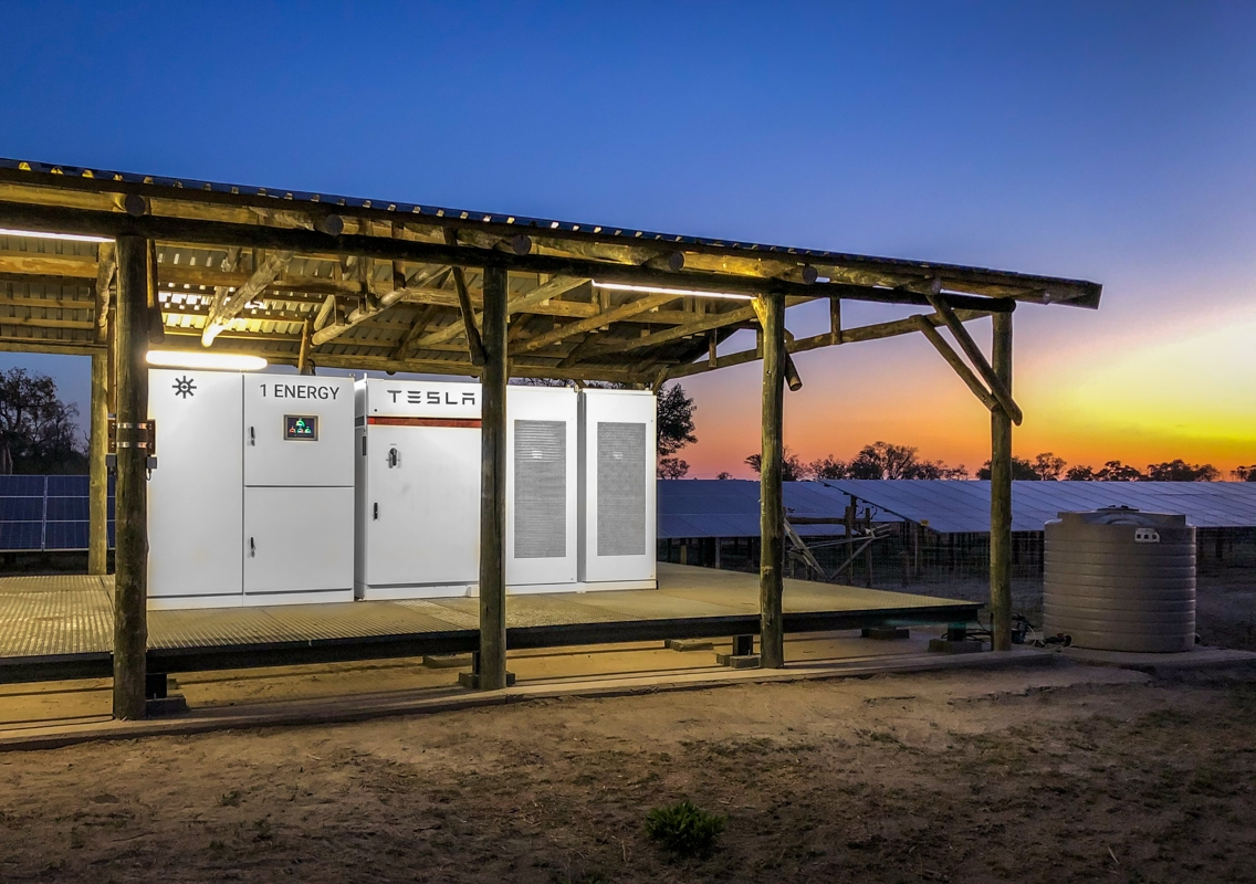 1Energy brings quality engineering to a remote corner of Africa