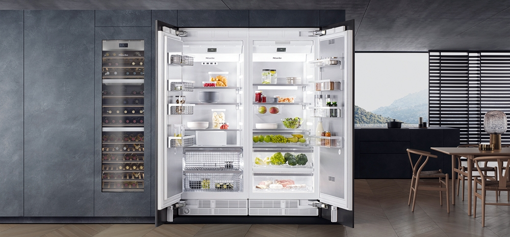 Big-time cooling with Miele MasterCool