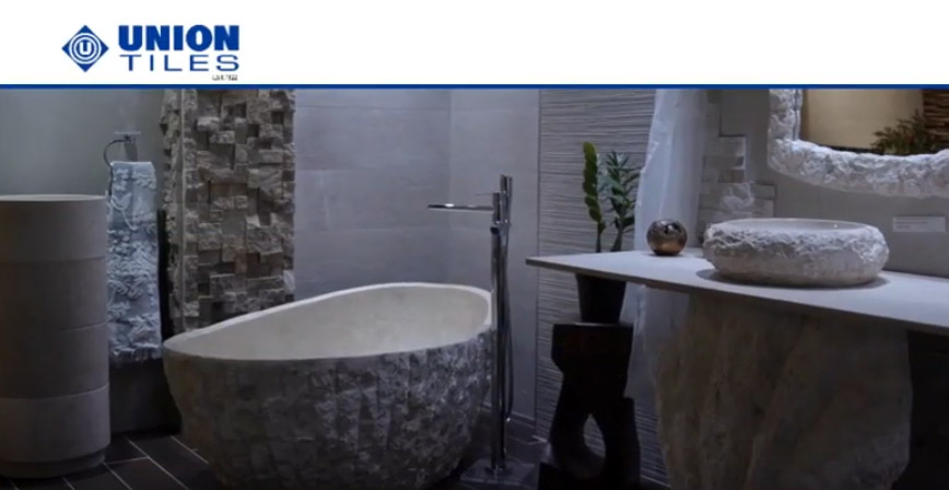 Exotic Baths and Designer Sanitary Ware from Union Tiles