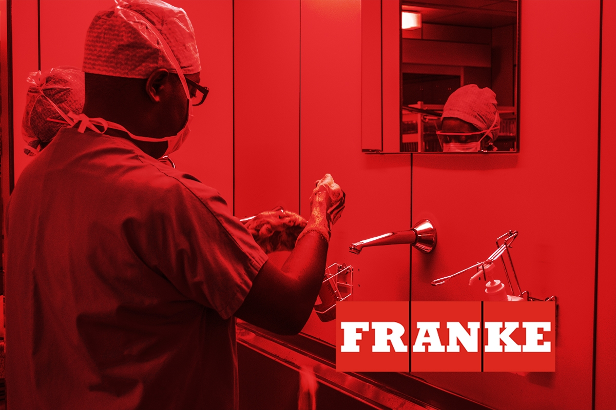 Franke Hospital Products