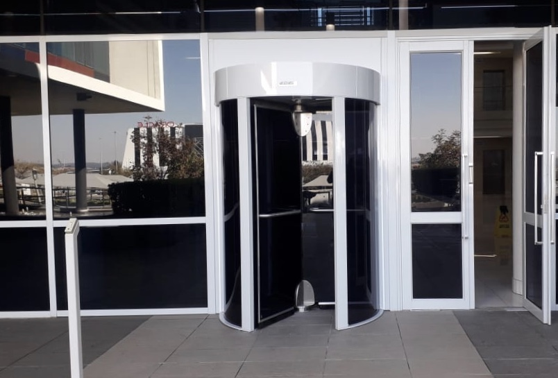 Revolving doors for Zenprop and FLUOR