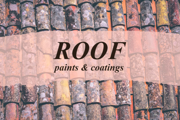 Roof paints and coatings