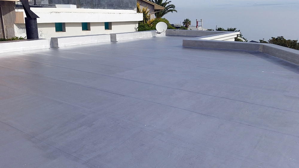 KZN waterproofing projects