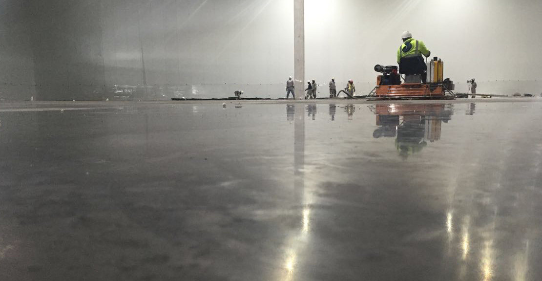 Concrete flooring one-stop-shop