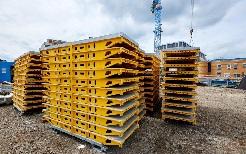 CHRYSO®Dem range plays crucial role for formwork