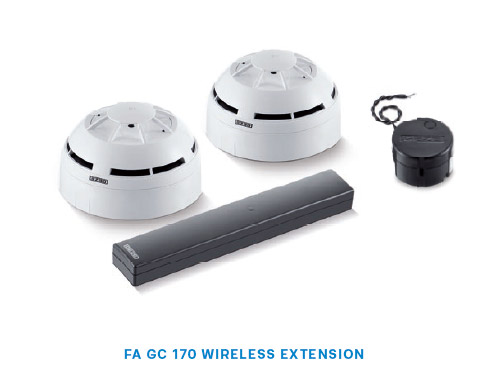 geze hold-on system components