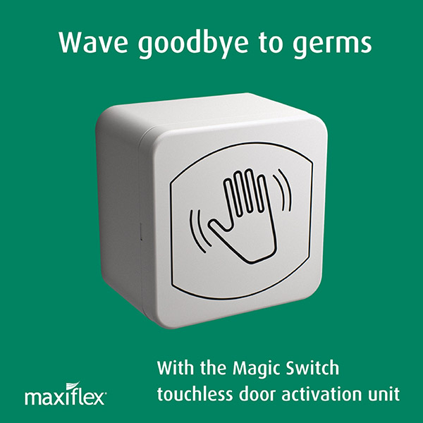 wave in fron sensor supplied by maxiflex