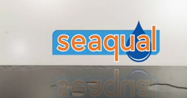 Plumbing made easy with our internal floor drain solution - WetFloor Drain w Seaqual SA