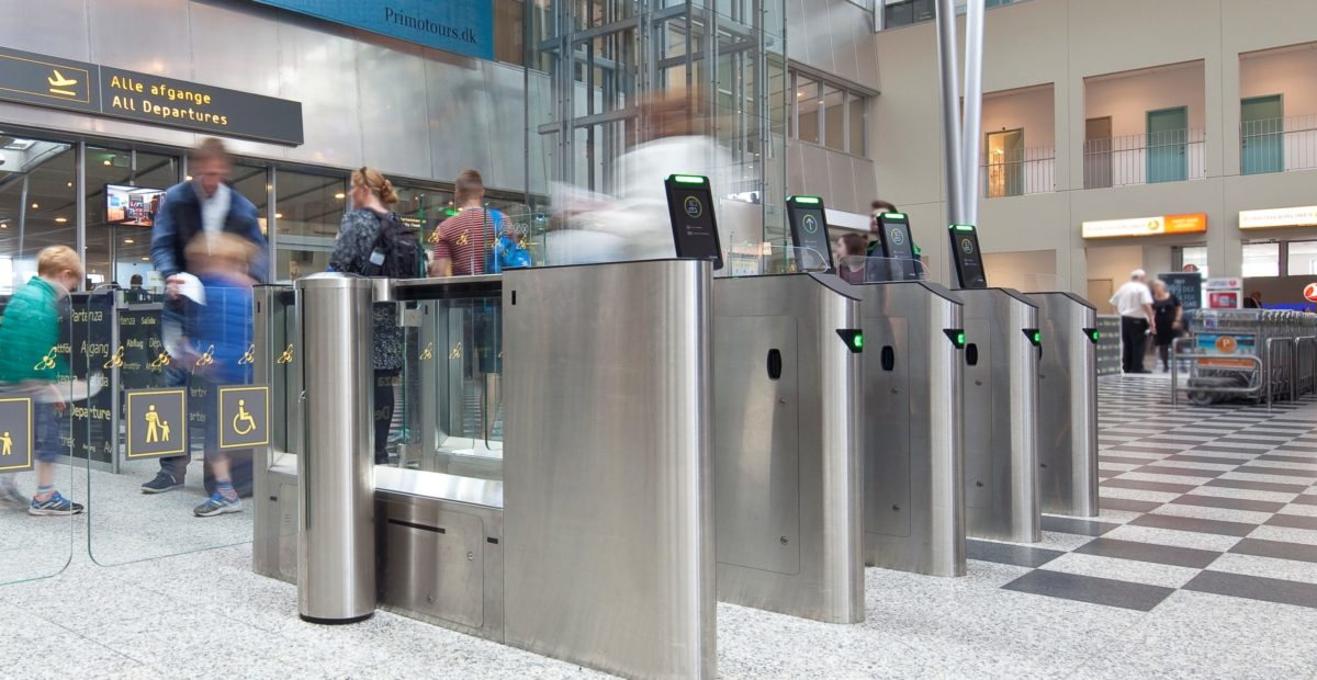 Touchless technology at airports to mitigate the spread of the virus