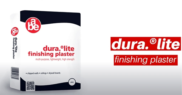 dura lite | Finishing plaster | a.b.e construction chemicals