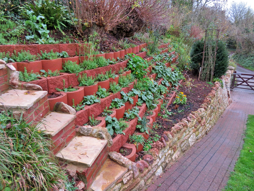 UK retaining wall projects