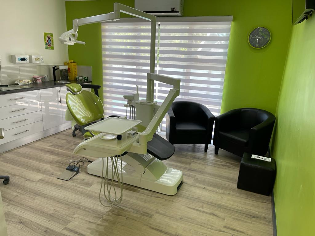 Trendy modern consulting room floors