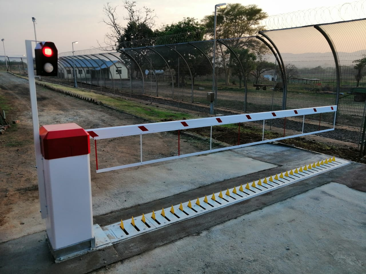 Boomgate Systems assists to secure the borders between South Africa and Lesotho