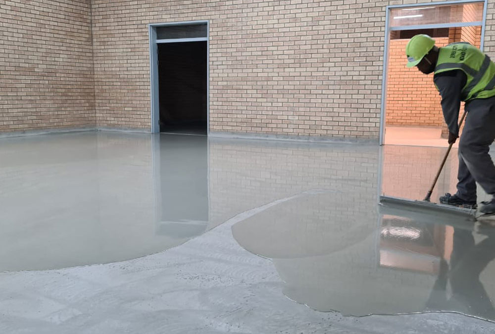 Installing industrial flooring fit for purpose – what every specifier should ask?