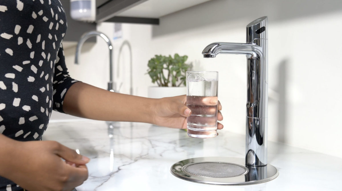 ZIP Hydrotap Touch-Free Wave